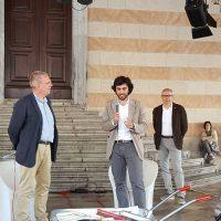Notte dei lettori 2016 (con Massimo Cirri e Paolo Patui)